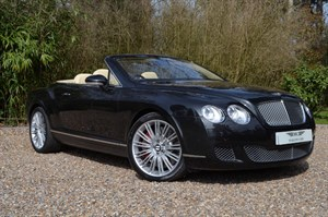used Bentley Continental GTC  SPEED LOOK in marlow-buckinghamshire