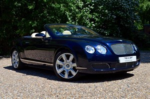 used Bentley Continental GTC W12 in marlow-buckinghamshire