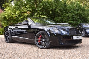 used Bentley Continental Supersports W12 in marlow-buckinghamshire