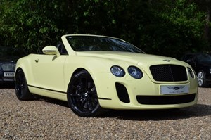 used Bentley Continental Supersports SUPERSPORTS in marlow-buckinghamshire