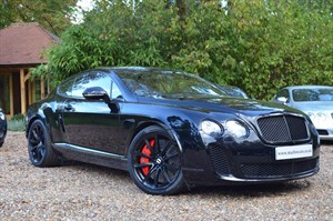 used Bentley Continental Supersports 4 Seat in marlow-buckinghamshire