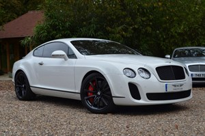 used Bentley Continental Supersports  2 SEATER in marlow-buckinghamshire