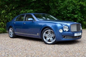 used Bentley Mulsanne  in marlow-buckinghamshire