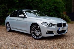 used BMW 330d x drive m sport in marlow-buckinghamshire