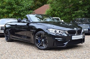 used BMW M4 CONVERTIBLE in marlow-buckinghamshire