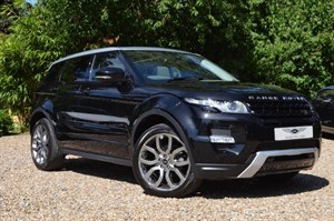 used Land Rover Range Rover Evoque SI4 DYNAMIC in marlow-buckinghamshire