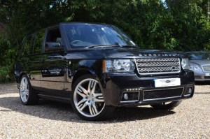 used Land Rover Range Rover Overfinch in marlow-buckinghamshire