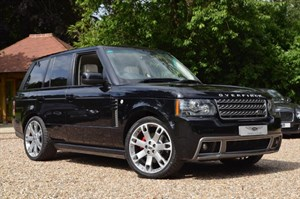 used Land Rover Range Rover TDV8 VOGUE in marlow-buckinghamshire