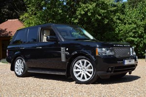 used Land Rover Range Rover TDV8 VOGUE SE in marlow-buckinghamshire