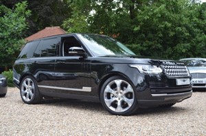 used Land Rover Range Rover TDV6 VOGUE in marlow-buckinghamshire