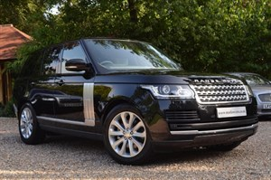 used Land Rover Range Rover Vogue  in marlow-buckinghamshire