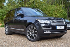 used Land Rover Range Rover Vogue SE  in marlow-buckinghamshire
