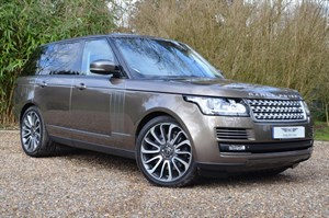 used Land Rover Range Rover V8 AUTOBIOGRAPHY in marlow-buckinghamshire
