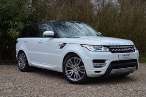 used Land Rover Range Rover Sport SDV6 AUTOBIOGRAPHY SPORT in marlow-buckinghamshire