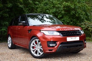 used Land Rover Range Rover Sport 3.0 Autobiography in marlow-buckinghamshire