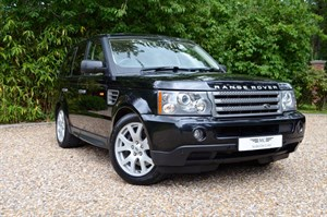 used Land Rover Range Rover Sport V8 SPORT HSE in marlow-buckinghamshire