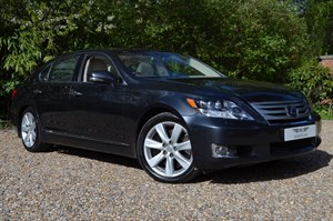 used Lexus LS 600h L RSR in marlow-buckinghamshire