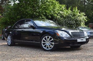 used Maybach 57  in marlow-buckinghamshire