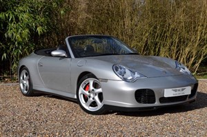 used Porsche 911 996 C4S in marlow-buckinghamshire