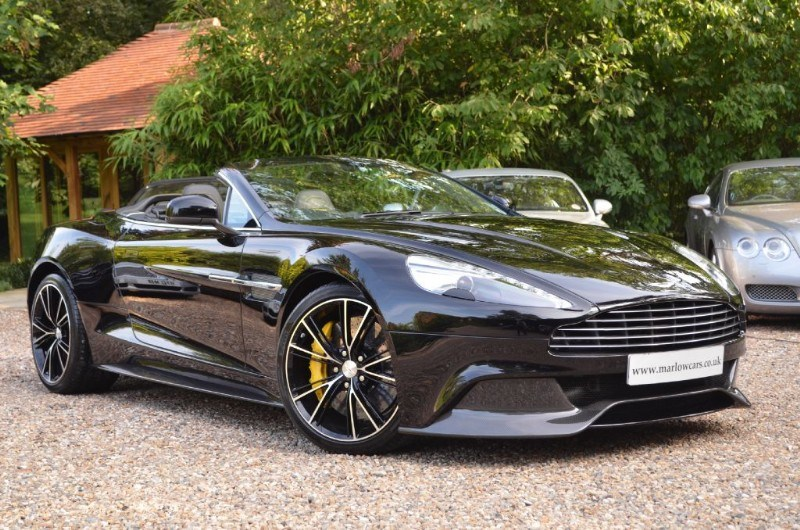 aston martin vanquish v12 for sale marlow cars ltd marlow. Black Bedroom Furniture Sets. Home Design Ideas