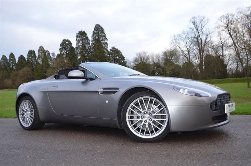 used Aston Martin Vantage vantage 4.7 in marlow-buckinghamshire
