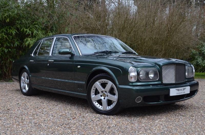 used Bentley Arnage T 24 MULLINER in marlow-buckinghamshire
