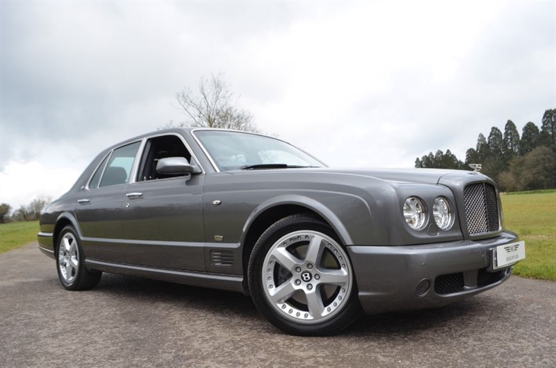used Bentley Arnage T BLACK LABEL in marlow-buckinghamshire