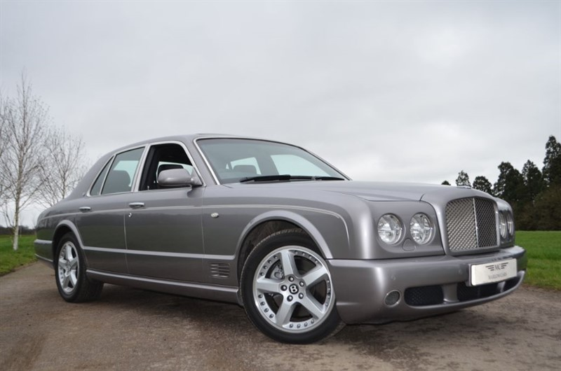 used Bentley Arnage T BLACK LABEL in marlow-buckinghamshire