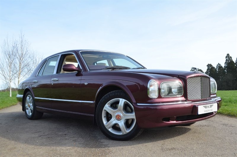 used Bentley Arnage GREEN LABEL in marlow-buckinghamshire
