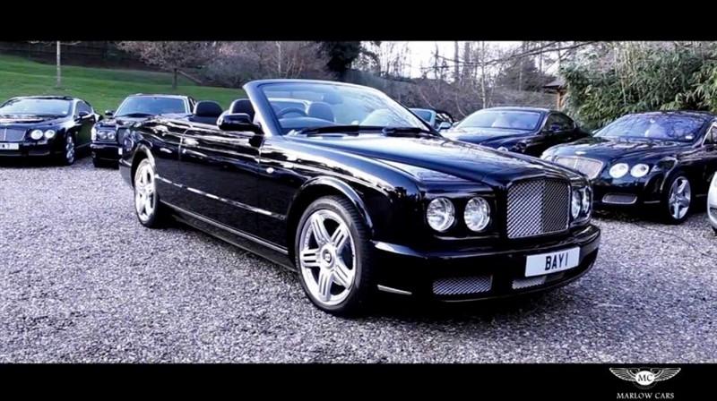 used Bentley Azure AZURE in marlow-buckinghamshire