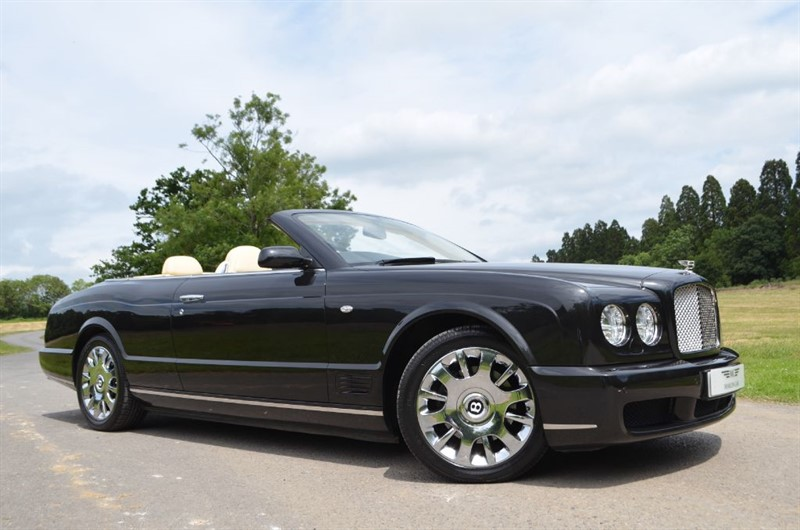 used Bentley Azure AUTO in marlow-buckinghamshire