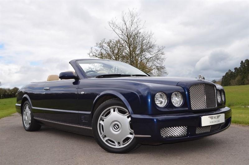used Bentley Azure 6 speed in marlow-buckinghamshire