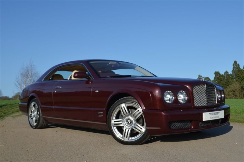 used Bentley Brooklands COUPE in marlow-buckinghamshire