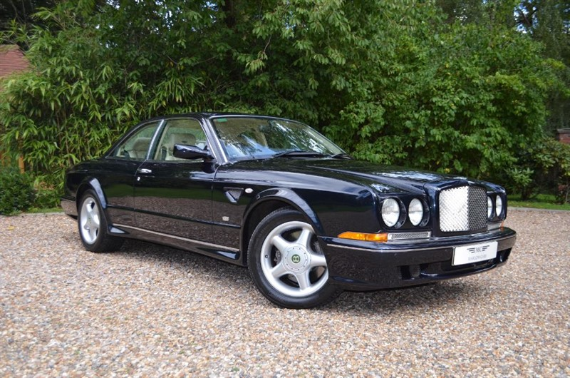 used Bentley Continental R Mulliner Final Edition in marlow-buckinghamshire