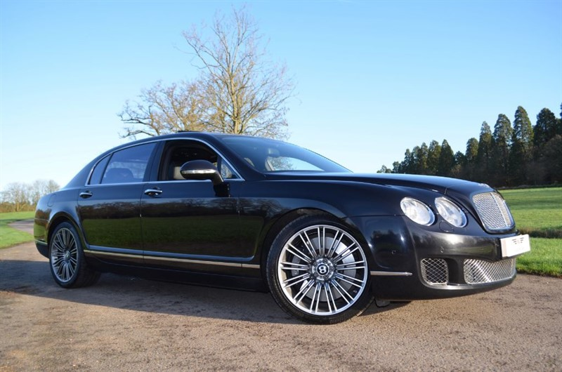 used Bentley Continental Flying Spur MULLINER SPEED in marlow-buckinghamshire