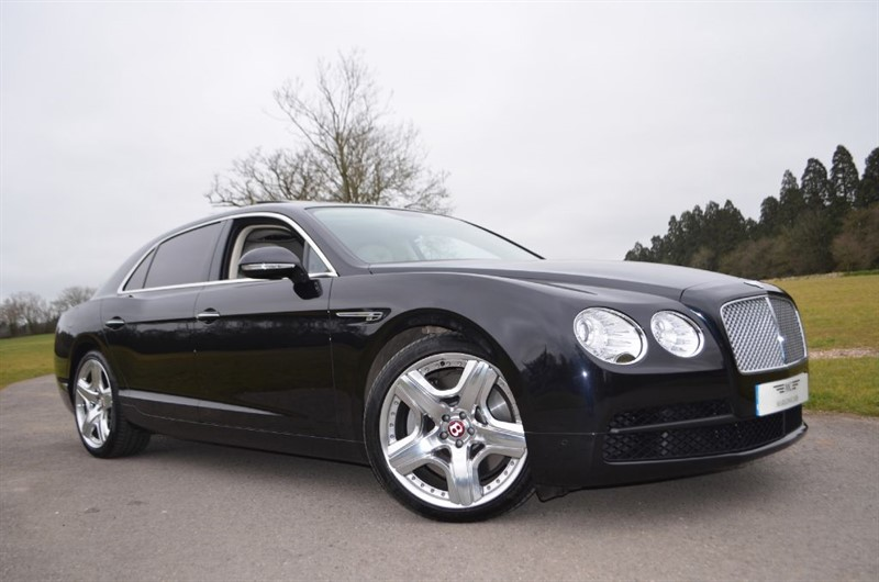 used Bentley Continental Flying Spur V8 in marlow-buckinghamshire