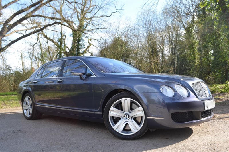 used Bentley Continental Flying Spur 5 SEATS in marlow-buckinghamshire