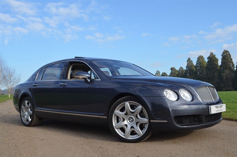 used Bentley Continental Flying Spur  MULLINER FLYING SPUR  in marlow-buckinghamshire