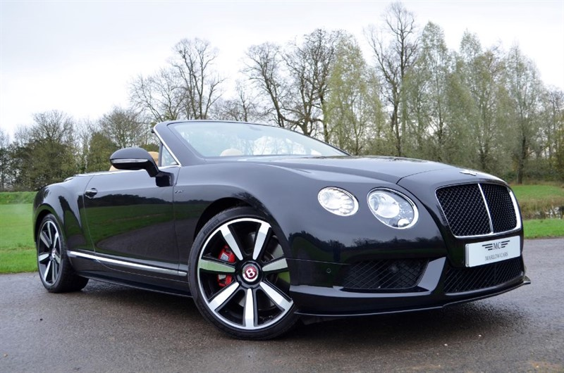 used Bentley Continental GTC V8 S in marlow-buckinghamshire