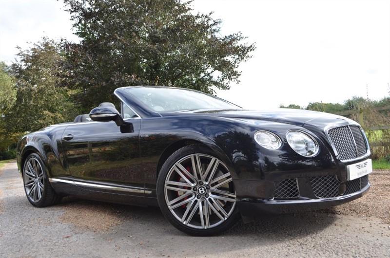 used Bentley Continental GTC  GTC SPEED in marlow-buckinghamshire