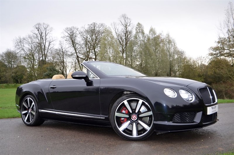 used Bentley Continental GT V8 S in marlow-buckinghamshire