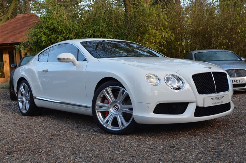 used Bentley Continental GT V8 in marlow-buckinghamshire