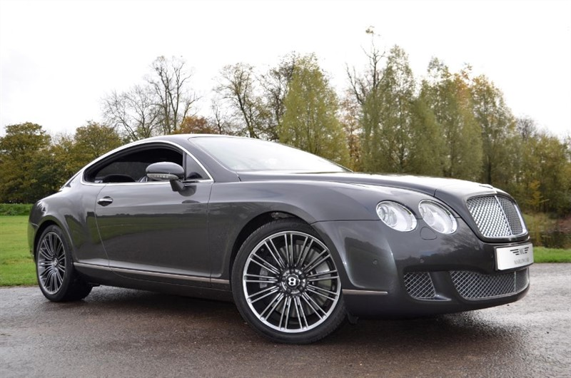 used Bentley Continental GT SPEED in marlow-buckinghamshire