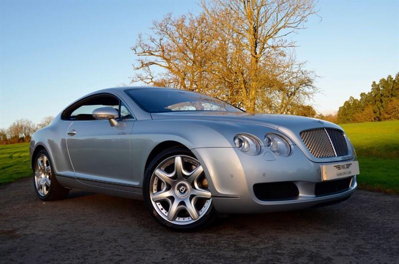 used Bentley Continental GT mulliner in marlow-buckinghamshire