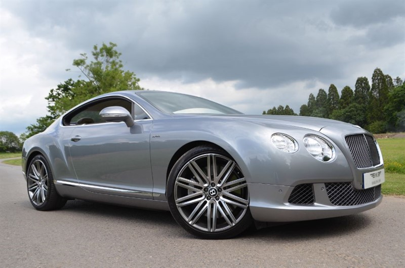 used Bentley Continental GT SPEED AUTO in marlow-buckinghamshire