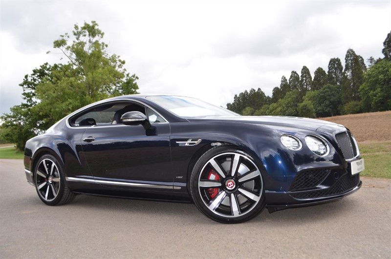 used Bentley Continental GT  V8 S MULLINER in marlow-buckinghamshire