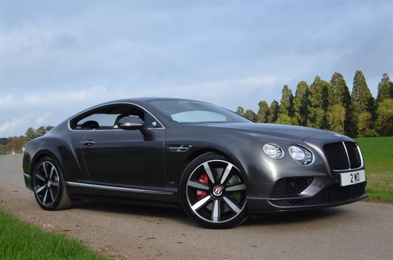 used Bentley Continental GT V8 S MDS in marlow-buckinghamshire