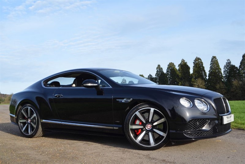 used Bentley Continental GT V8S  MULLINER in marlow-buckinghamshire