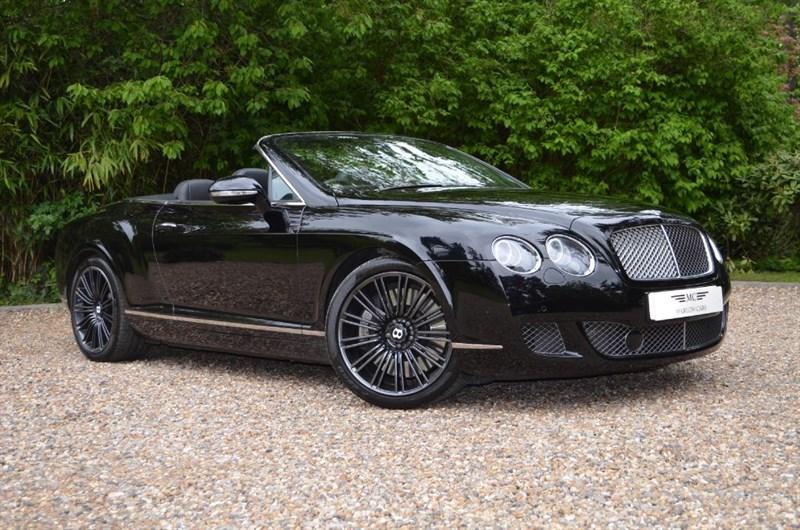 used Bentley Continental GTC SPEED in marlow-buckinghamshire