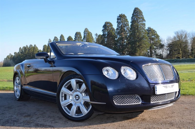used Bentley Continental GTC GTC  in marlow-buckinghamshire